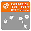 ATOM SPLITTER AUDIO - Games and 8-Bit Kit Volume 2